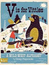 Wild West Alphabet (2016, Board Book)