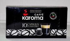 20 Capsules Compatible Nespresso machines! (Napoletano Extra Strong ) 2-3 Day