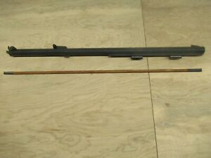 Thompson Center Renegade 56 Cal Smooth Bore Barrel with Sights And Rod Lugs