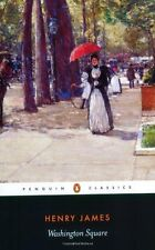 Washington Square (English Library),Henry James, Brian Lee