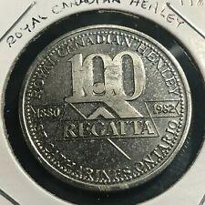 1982 ROYAL CANADIAN HENLEY REGATTA ONTARIO TRADE DOLLAR TOKEN