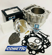 Rhino Grizzly 700 Big Bore Cylinder 10:1 JE Piston 734cc Top End Rebuild Kit