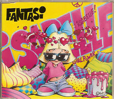 ISABELLE - fantasi CDM!! BUBBLEGUM eurodance 1998 RARE!