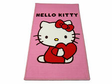 TAPPETO SCENDILETTO HELLO KITTY ORIGINALE CAMERETTA CAMERA 50x80cm 100x150cm