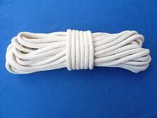 Baumwollseil 6 mm, 100 m BW Seil BW Leine Baumwolle Schnur top Qualiät