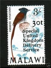 Malawi 1971 Birds Special Overprint SG 369 MNH