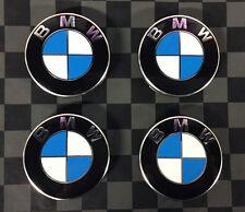 BMW Center Wheel Caps  33136783536, 36 13 6 783 536, Set of 4