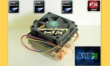AMD Cooler Fan with Heatsink for FX 6320 6350 CPU Processor Socket AM2 AM3 New