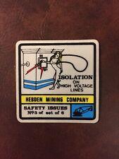 nice woman mining sticker