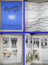 ALBUM OLYMPIA 1932 / LOS ANGELES / OLYMPIC GAMES JEUX OLYMPIQUES