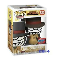 Mr. Compress Funko Pop NYCC 2020 IN HAND (Shared NYCC Exclusive)