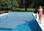 12 Carat Clear Diamond Round Swimming Pool Solar Blanket Cover (Multiple Sizes)
