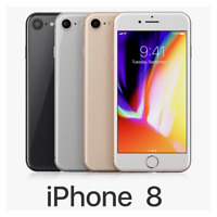 Apple iPhone 8 64GB Unlocked Verizon Smartphone Gold Gray Silver