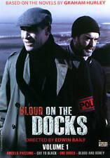 Blood on the Docks: Volume 1 by Jean-Marc Barr, Bruno Solo, Mata Gabin, Lisa Ma