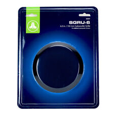 "JL AUDIO SGRU-6 Car Subwoofer Grille for 6W3v3 Sub Woofers (OEM) 6.5"" Grill New"