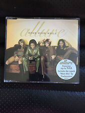 ALLURE HEAD OVER HEELS CD SINGLE 7 TRACKS FEATURES RAP BY NAS