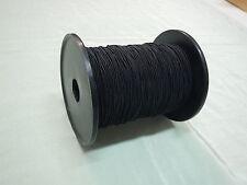 Black Hat Elastic  1 roll of 300mts - BARGAIN