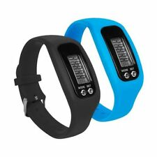 Articoli di monitoraggio dell'attività fisica blu contapassi