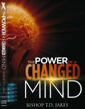 The Power of a Changed Mind - Single Cd - T. D. Jakes