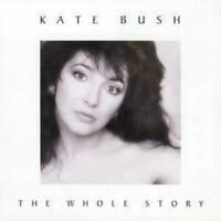 KATE BUSH : THE WHOLE STORY - BRAND NEW & SEALED CD/