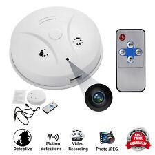 Mini 32 Gb Cámara Espía, Cámara Humo Alarma Detector Dv Video Dvr Nanny movimiento oculto