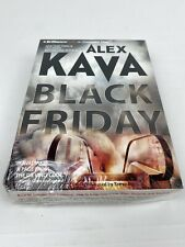 Maggie o'Dell: Black Friday 7 by Alex Kava (2009, CD, Abridged)