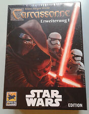 Carcassonne Star Wars - First Expansion, Brand New with English Rules