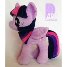 MY LITTLE PONY TWILIGHT SPARKLE (WINGS CLOSED) PLUSH 4TH DIMENSION ENTERTAINMENT