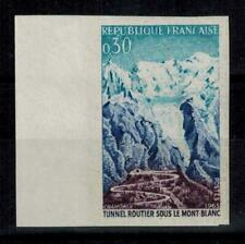"(b29) timbre France n° 1454a neuf** année 1965 ""non dentelé"""