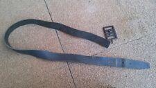 Cintura / Cinturone Italiano mod. 1891 per Truppa REI e fibbia - ww1 ww2