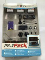 Pega 22 in 1 Game Accessory Pack Case for Nintendo 3DS