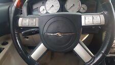 CHRYSLER 300 300C STEERING WHEEL LEFT DRIVER SIDE AIR BAG AIRBAG ASSEMBLY OEM