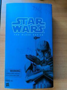 NEW Hasbro Star Wars Black Series Clone Wars Captain Rex HasCon Exclusive SEALED