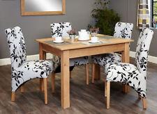 Baumhaus Oak Table & Chair Sets