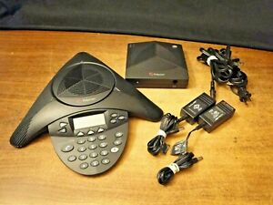 Polycom SoundStation 2W, 2201-67800-160, 1.9gh, Conference Phone & Receiver