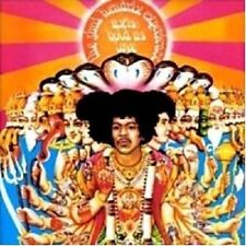 Jimi HENDRIX-AXIS: Bold as Love CD 13 tracks ++++++++++ NUOVO