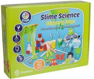 Science4you Slime Childrens Kids Boys Chemistry stem kit set Educational Game