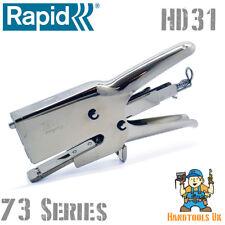 Rapid Classic Heavy Duty HD31 Stapling Pliers 73 Series Staple Pliers 10540310
