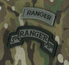 US ARMY ELITE WARRIORS LEAD the WAY JTF ACU-Gray vêlkrö 2-TAB: RANGER + 3rd BN