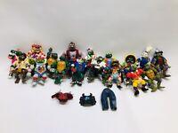 Lot of Teenage Mutant Ninja Turtles TMNT Vintage Action Figures
