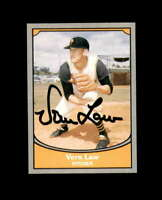 Vern Law Hand Signed 1990 Pacific Pittsburgh Pirates Autograph