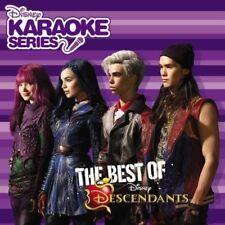 DISNEY KARAOKE SERIES :DESCENDANTS : BEST OF  (CD + Graphics) Sealed