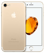 Apple iPhone 7 32GB GOLD Oro Dorato Retina 4G LTE NUOVO Smartphone