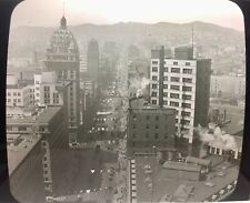 AMAZING 1930s BIRDS EYE VIEW OF SAN FRANSISCO CALIFORNIA WEST COAST 8X10 REPRINT