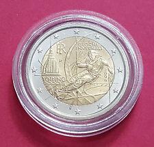 2 EURO ITALIE  2006 JEUX OLYMPIQUES DE TURIN