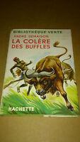 André Demaison - La colère des buffles (1953)