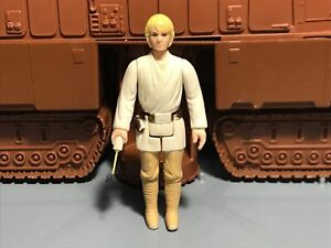 Vintage Star Wars Farmboy Luke Skywalker (1977 HK)
