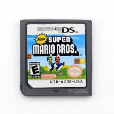 Super Mario Bros.(Nintendo DS) XMAS Gifts Game Card Only 3DS NDSi NDS Lit