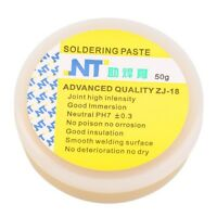 50g Rosin Soldering Flux Paste Solder Welding Grease Cream for Phone PCB Teachin