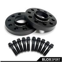 For Saab 9-3 9-5 900 4pcs (2x15mm+2x20mm) PCD5x110 CB65.1 Forged AL Wheel Spacer